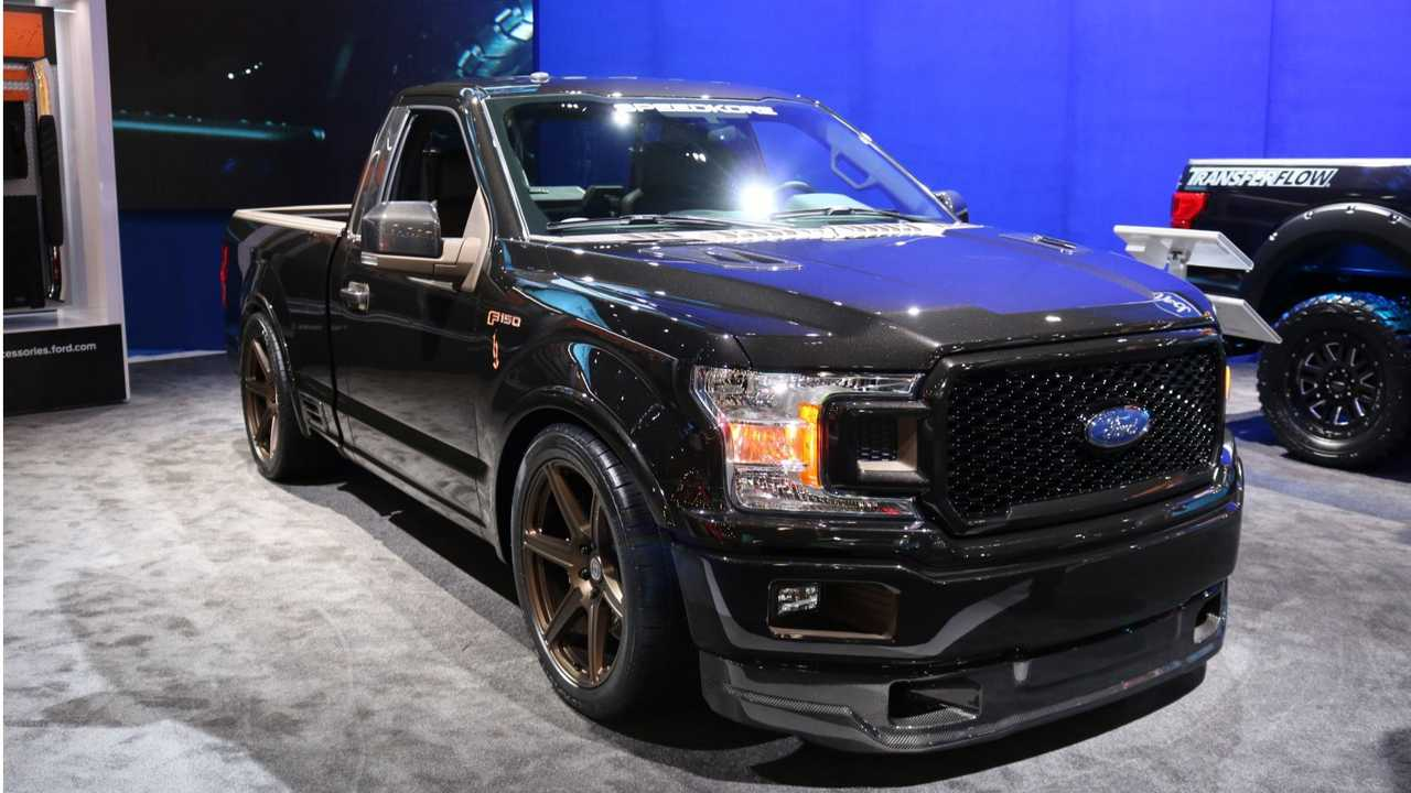 Check Out 8 Custom Ford F-Series Pickups Coming To SEMA