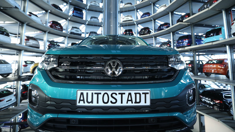 How VW will pay for its $12.5 billion transformation