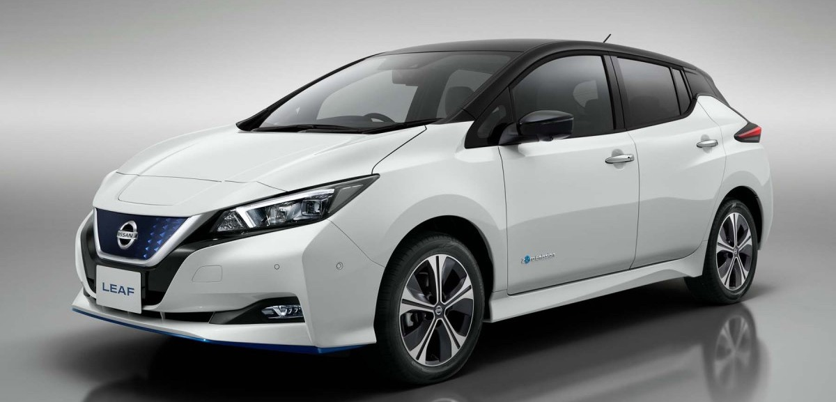 Nissan finally gives us a Leaf with a big battery — the Leaf e+