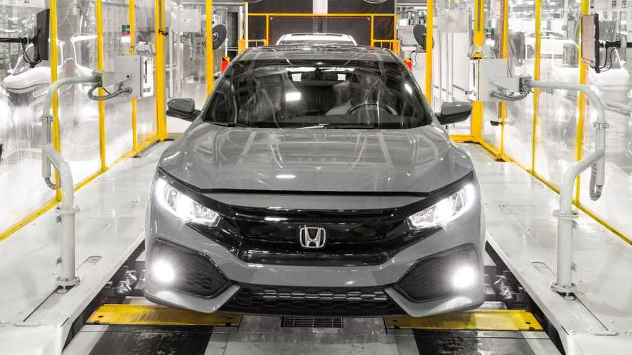 Honda reportedly will close car plant in UK with loss of 3,500 jobs