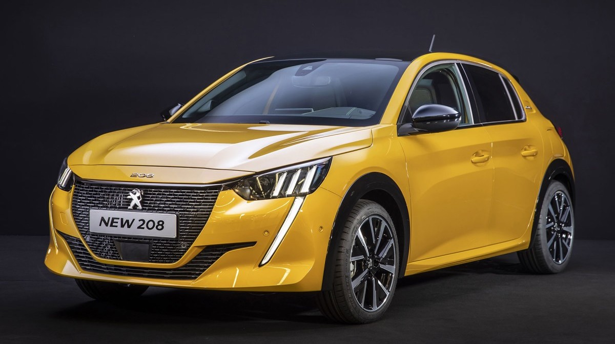 2019 Peugeot 208 Revealed With More Style And Sophistication
