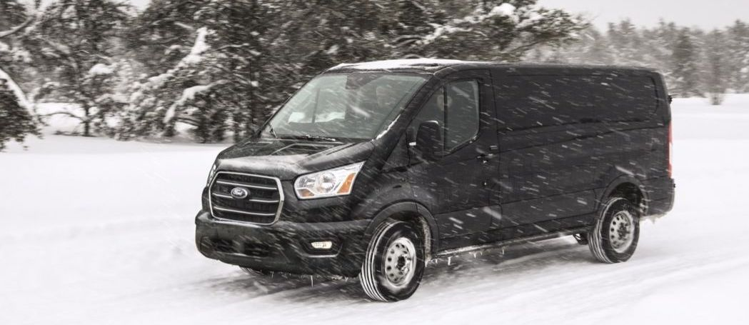 2020 Ford Transit gets AWD, new gas and diesel engines, 10-speed auto