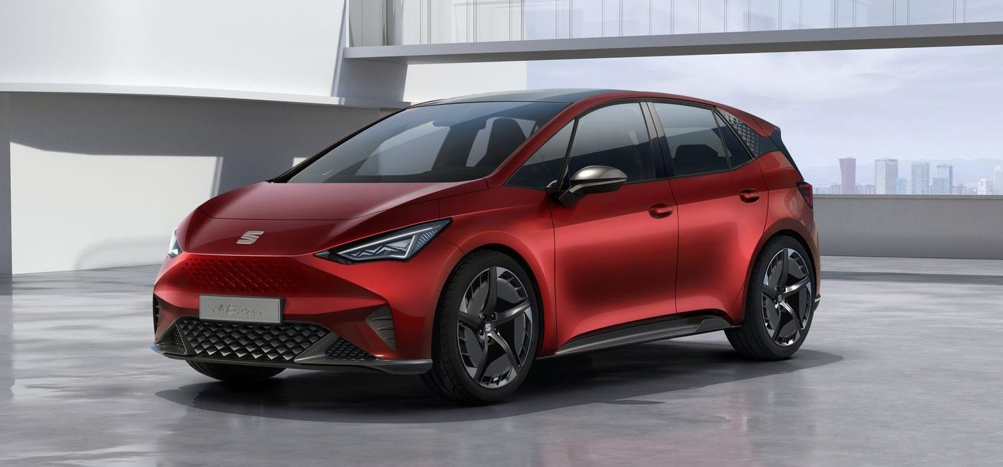 Seat Reveals el-Born: Its First Long-Range Electric Hatchback
