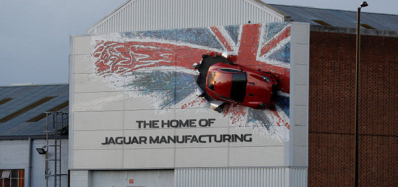 UK car output falls 14% in March, may get worse with no-deal Brexit