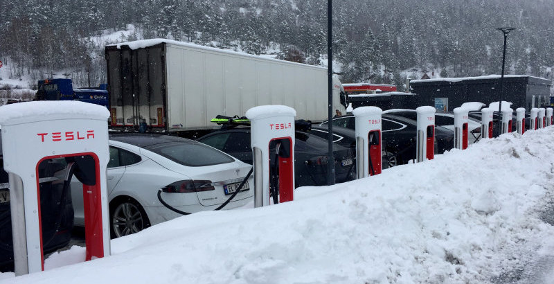 EV push in Norway could add $1.3 billion to power bills by 2040