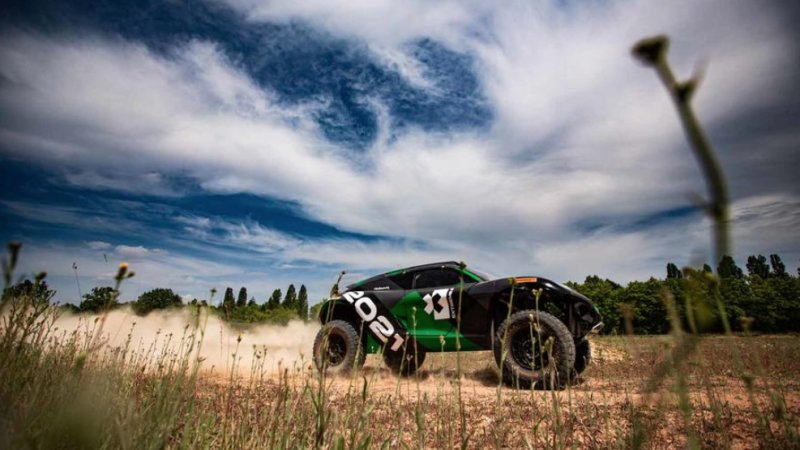 Extreme E will take electric racing to Earth's endangered places