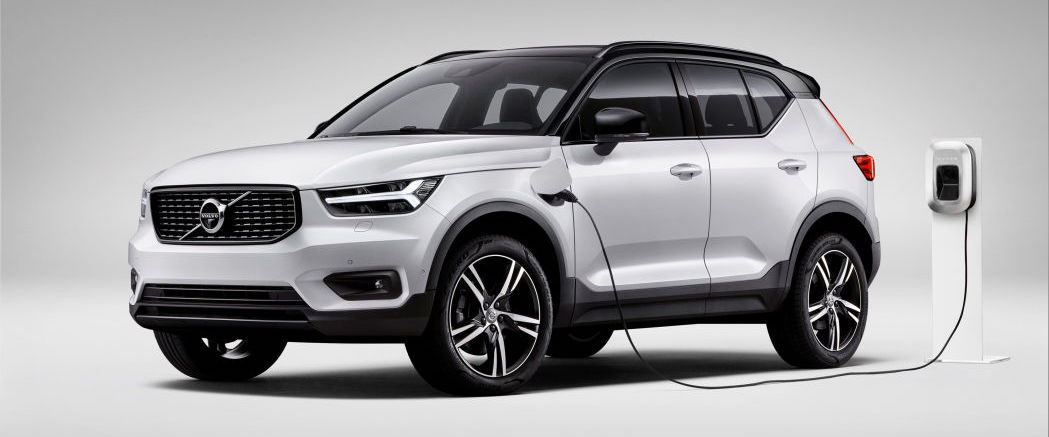 Volvo debuts XC40 T5 Twin Engine PHEV with fantastic fuel economy