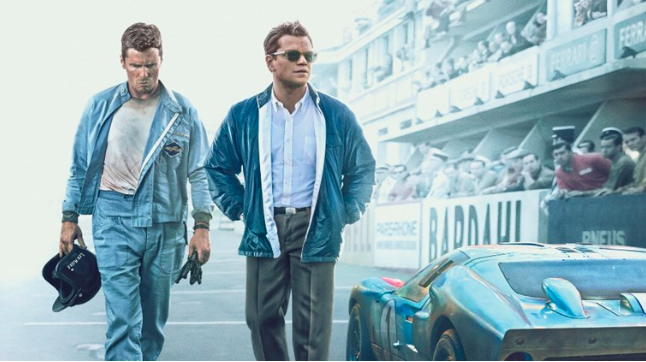 Second trailer for 'Ford vs. Ferrari' hints at a good racing drama