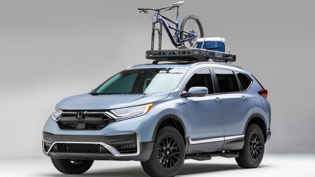 Honda CR-V, Passport and Ridgeline highlighted at SEMA