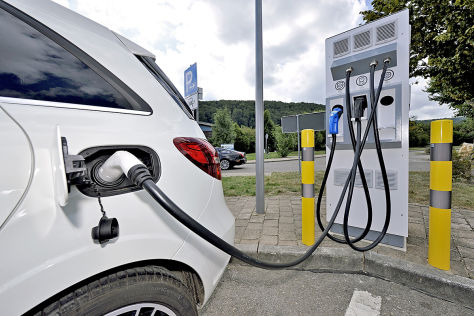 Germany to boost EV subsidies as first Volkswagen ID.3s roll off the line