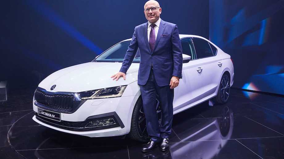 2020 Skoda Octavia In 25 Minutes Of Footage With The Best Seller
