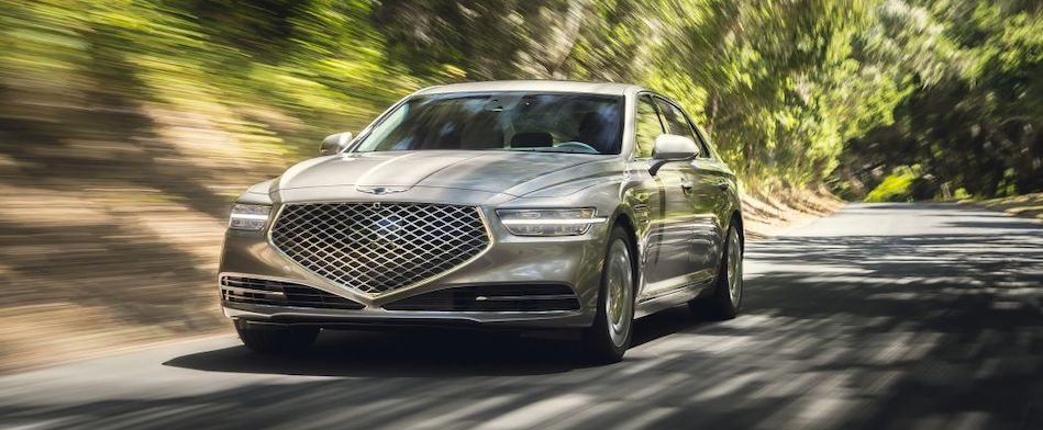 Genesis G90 gets comprehensive updates for 2020