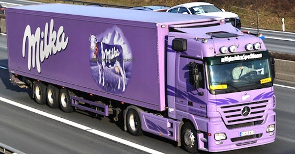 Truck Pirate Steals 20 Tons of Milka Chocolate in Major Candy Heist