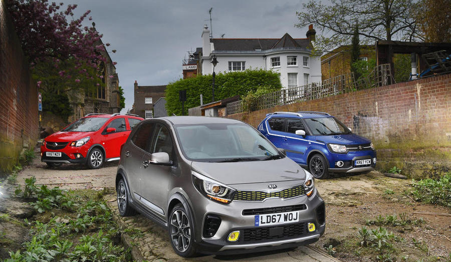 Analysis: Is it the end for the city car?