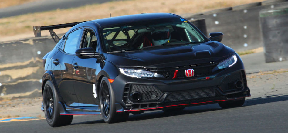 Honda Unveils $90,000 Civic Type R You Can Race