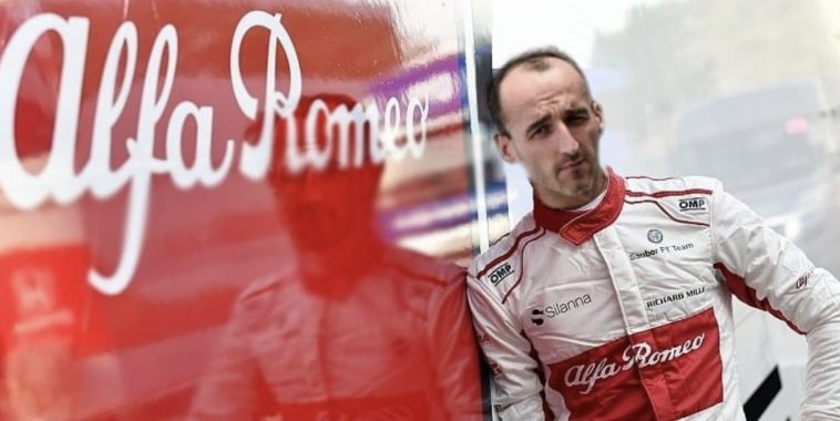 Robert Kubica moves from Williams to Alfa Romeo F1 reserve