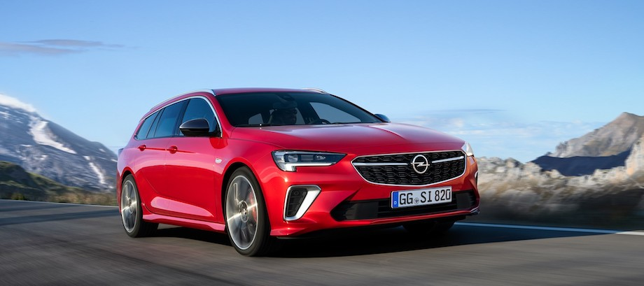 New 2020 Opel Insignia GSi Has 230 HP, Looks Sexy but Obsolete