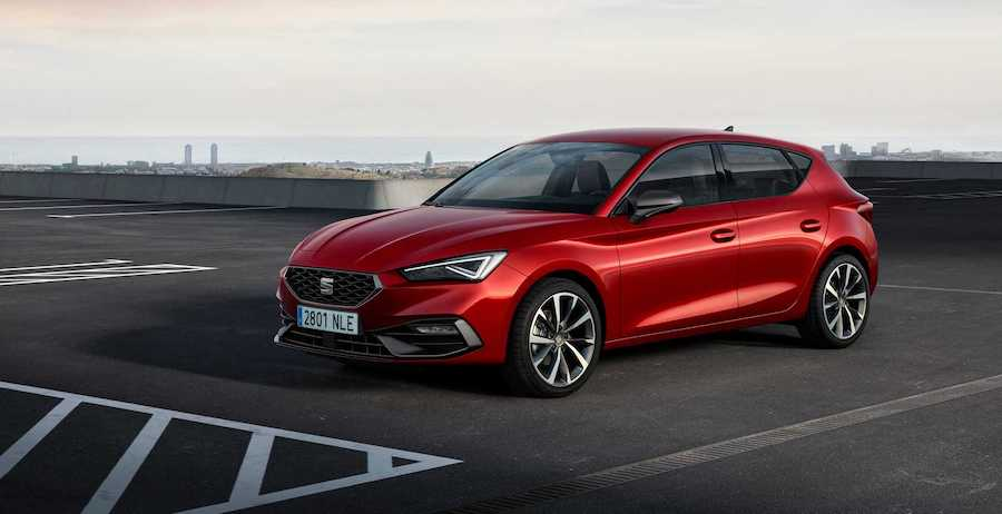 2020 SEAT Leon Hatchback, Wagon Debut Following €1.1B Investment