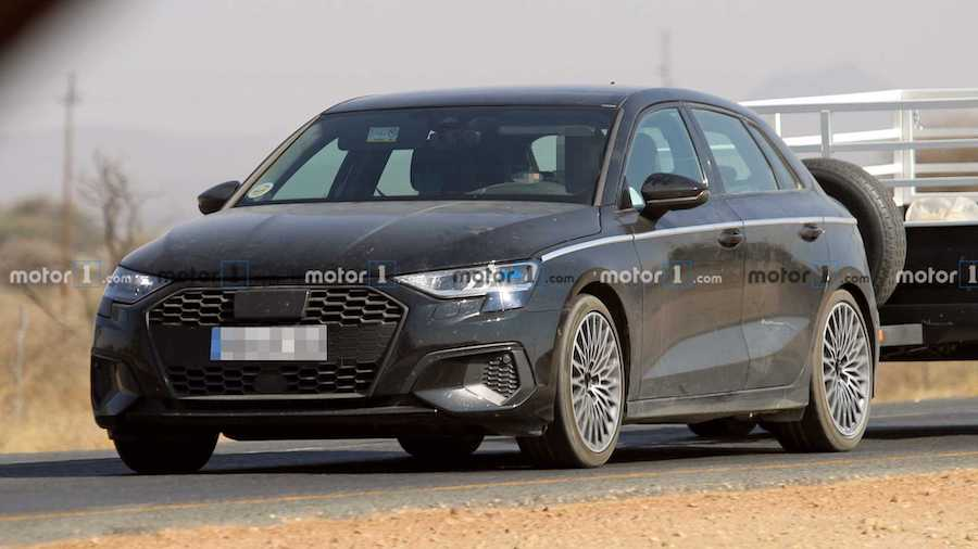New Audi A3 To Be Revealed On March 3: Report