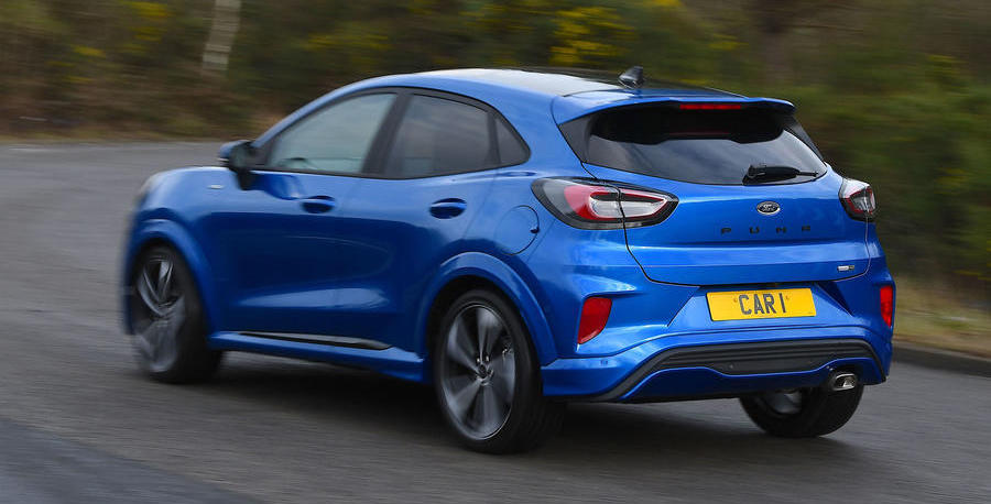 Ford halts Puma deliveries due to airbag spring recall