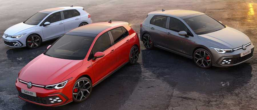 2021 VW Golf GTE, GTD Debut As Electric And Diesel GTIs