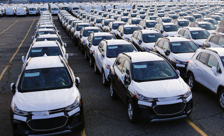 Global car maker profits dipped 11% in 2019