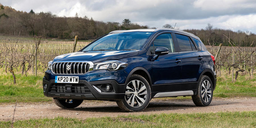 Suzuki SX4 S-Cross 1.4 Boosterjet Hybrid 2020 UK review