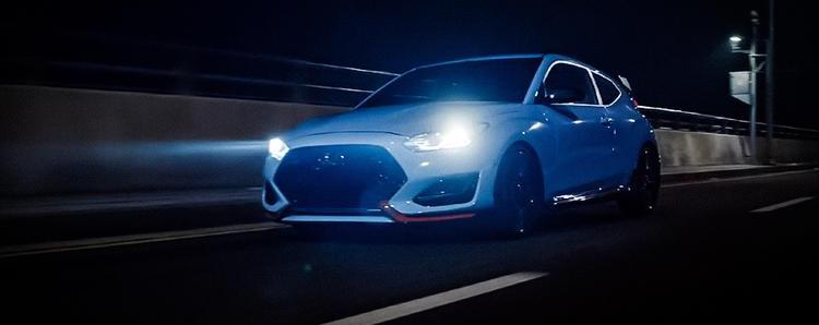 Hyundai Veloster N With DCT Teased In Official Video