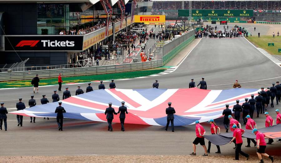 F1 2020: British GP to be held without fans