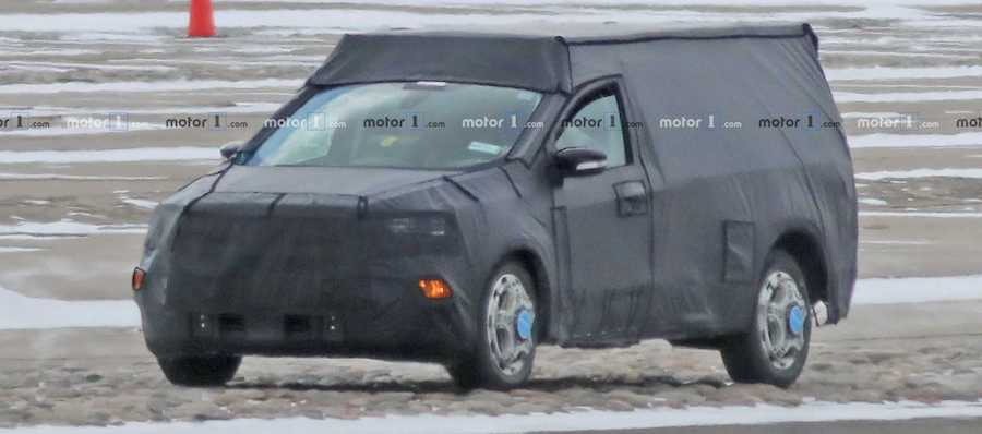 Ford Courier Small Truck To Share Design, Engines With Bronco Sport?