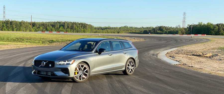 2020 Volvo V60 T8 Polestar PHEV: Tested On The Road And Track