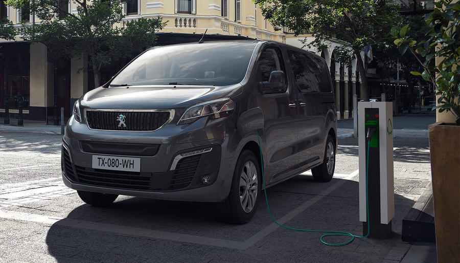 New Peugeot e-Traveller launched as electric eight-seat MPV