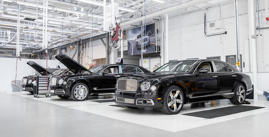 Bentley boss: Pandemic will cause faster switch to electrification