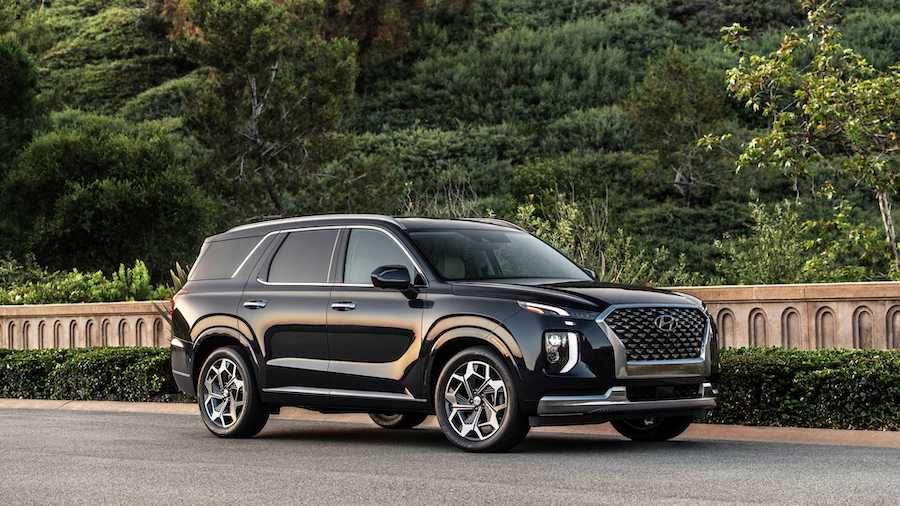 2021 Hyundai Palisade Calligraphy Turns The Page On Brand's Basic Roots