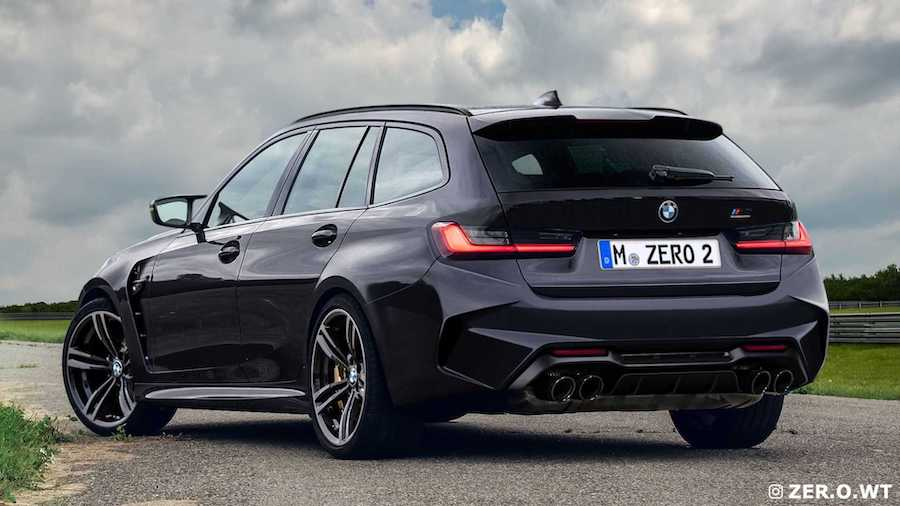 BMW M3 Wagon Might Happen After All, But Not Anytime Soon