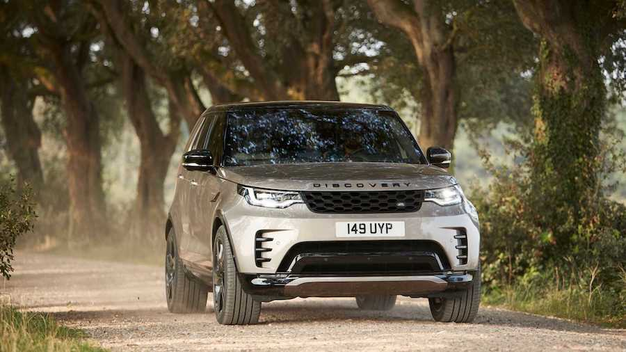2021 Land Rover Discovery Facelift Gets New Engines And Infotainment
