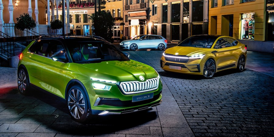 New Skoda boss: small car and saloon are next EV priorities