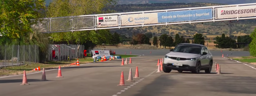 Watch The Mazda MX-30 Tackle The Industry Standard Moose Test