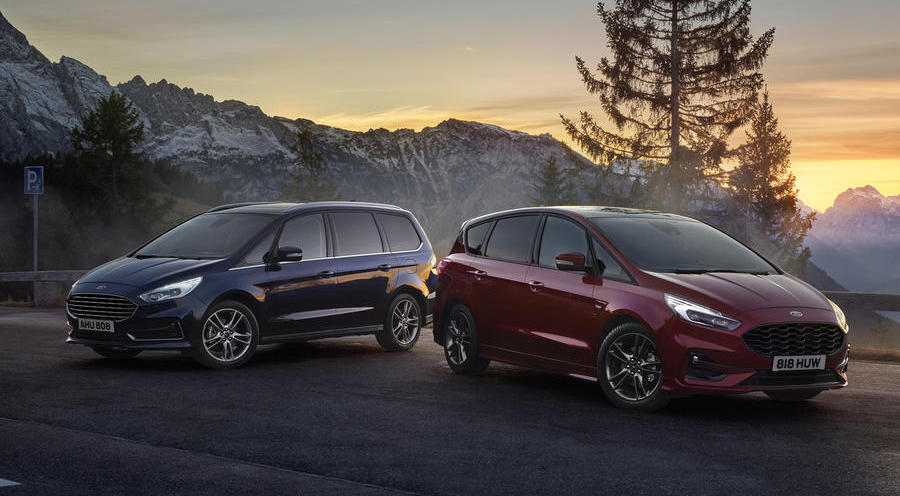 New Ford S-Max and Galaxy Hybrid offer diesel-rivalling efficiency