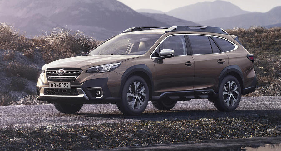 Subaru Outback Gets Even Tougher With New Wilderness Edition