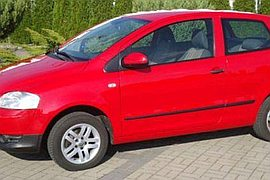 2007' Volkswagen Fox