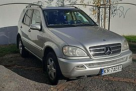 2002' Mercedes-Benz Klasa Ml