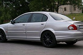 2001' Jaguar X-Type