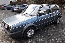 1989' Volkswagen Golf