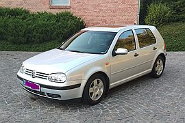 1998' Volkswagen Golf