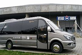 2015' Mercedes-Benz Sprinter 519