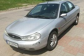 2000' Ford Mondeo