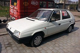 1992' Skoda Favorit