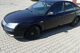 2005' Ford Mondeo