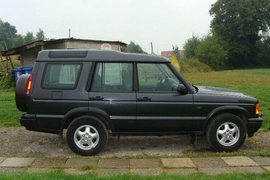 1999' Land Rover Discovery II TD5